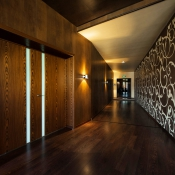 Дизайн холла отеля Мона
